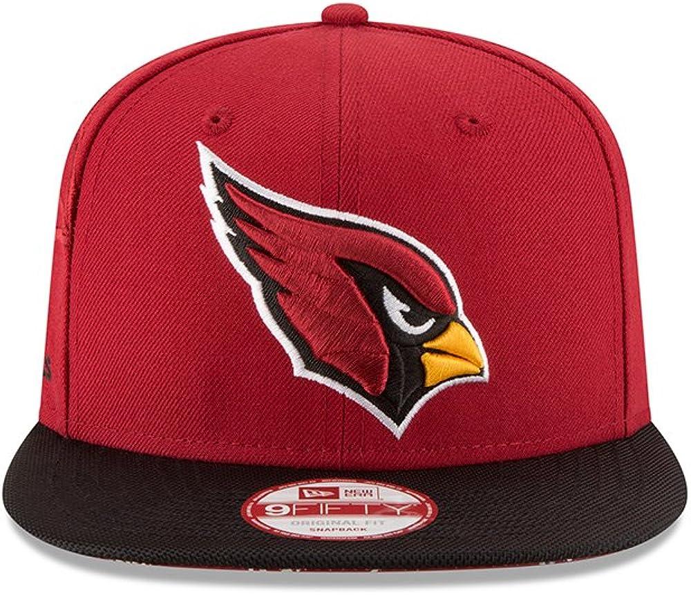 reasonably priced new design factory price Amazon.com: New Era Arizona Cardinals Red On-Field Sideline 9FIFTY ...