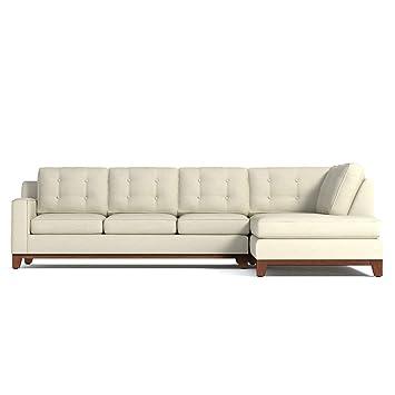 Amazon.com: APT2B Brentwood - Sofá de 2 piezas, Madera Noble ...