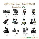 Dash Cam Mirror Mount Kit for Rexing V1,Falcon