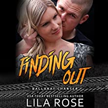 Finding Out Audiobook by Lila Rose Narrated by Tarnee Evans, Paul Casteri