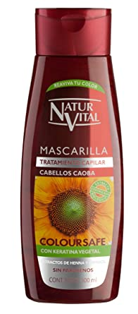 Amazon.com: Mascarilla coloursafe Caoba 300 ml: Clothing