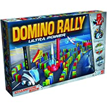 Goliath Games Domino Rally Ultra Power — STEM-based Domino Set for Kids