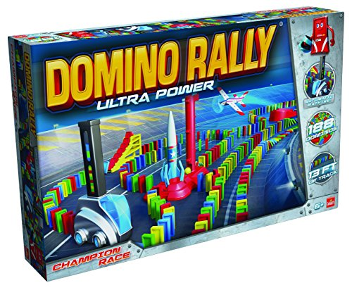 Rally Ultra Power — STEM-based Domino Set for Kids ()