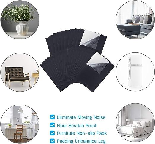 Onepine 10 pi/èces de 10 couleurs 21x30 cm feutre tapis autoadh/ésif durable imperm/éable adapt/é /à lartisanat de bricolage