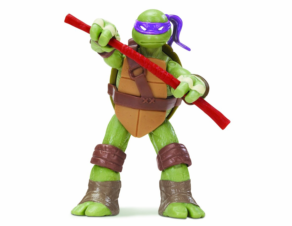 TORTUGAS NINJA - Figura de acción (Flair 11795): Amazon.es ...