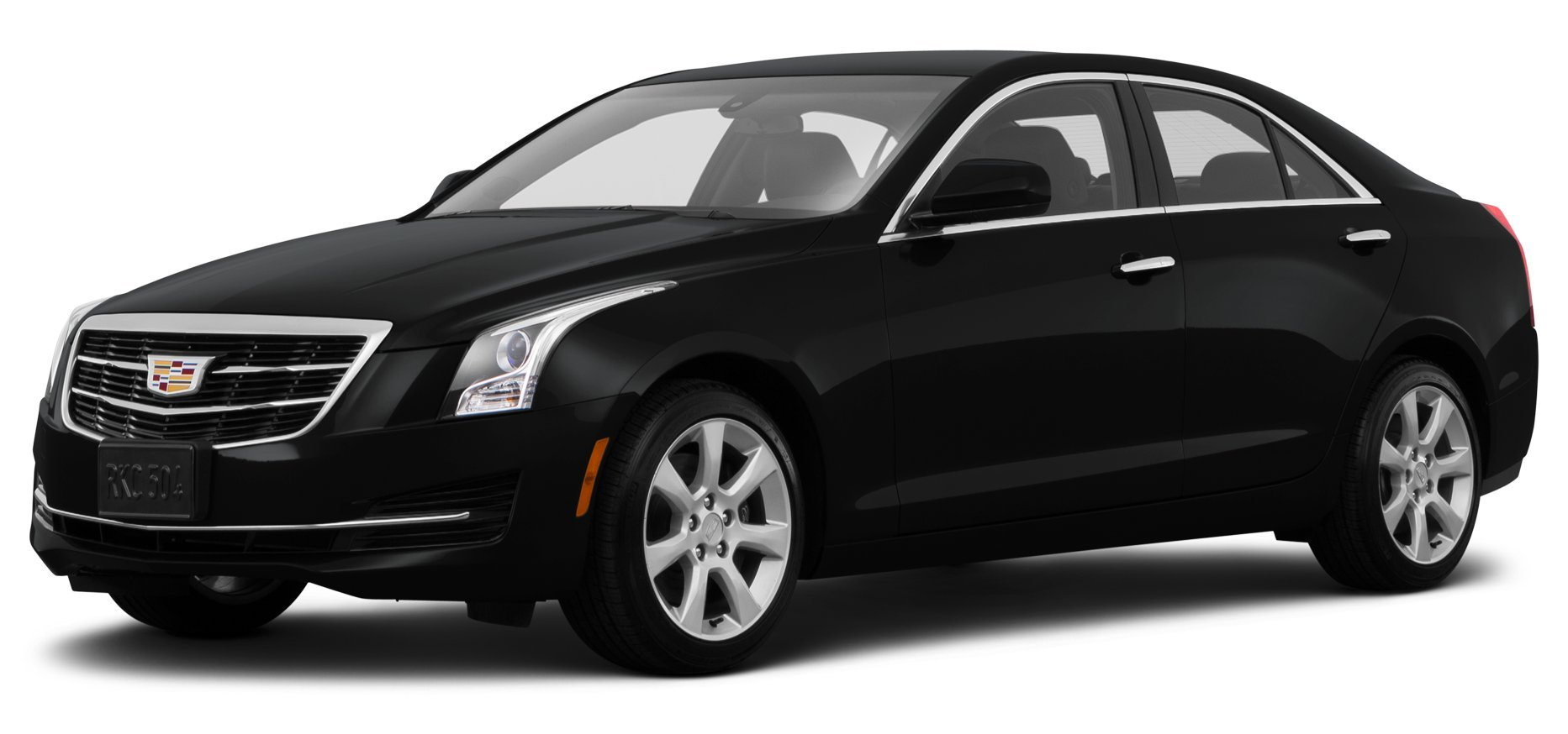 ... 2016 Cadillac ATS Standard Rear Wheel Drive, 4 Door Sedan ...