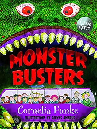 book cover of Monster Busters