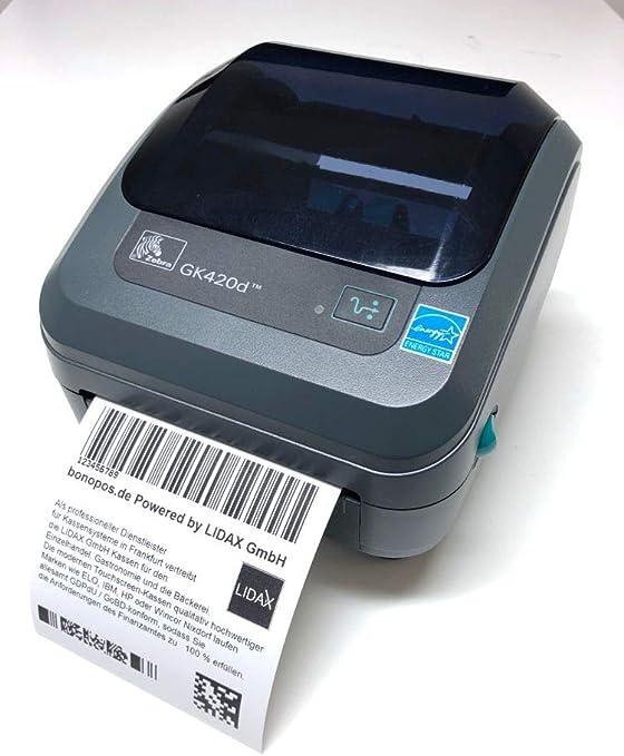Zebra GK42-202220-000 - Impresora de etiquetas (térmica directa ...