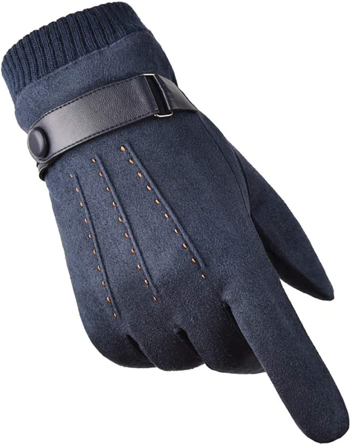 Outdoor Sport Running FunDiscount Winter Gloves for Men and Women Newest Windproof Warm Touchscreen Gloves Lined Winter Driving Gloves Phone Touch Screen Texting Mitts for Skiing Cycling
