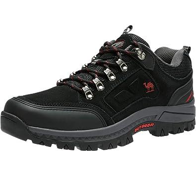 CAMEL CROWN Wasserdichte Wanderschuhe Outdoor Trekking Schuhe Männer Sport  Hiking Bergschuhe für Klettern Reisen Täglichen Gebrauch 93f2b64eef