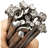 Nuevo SOLEDI 20 pcs cuero a mano herramientas