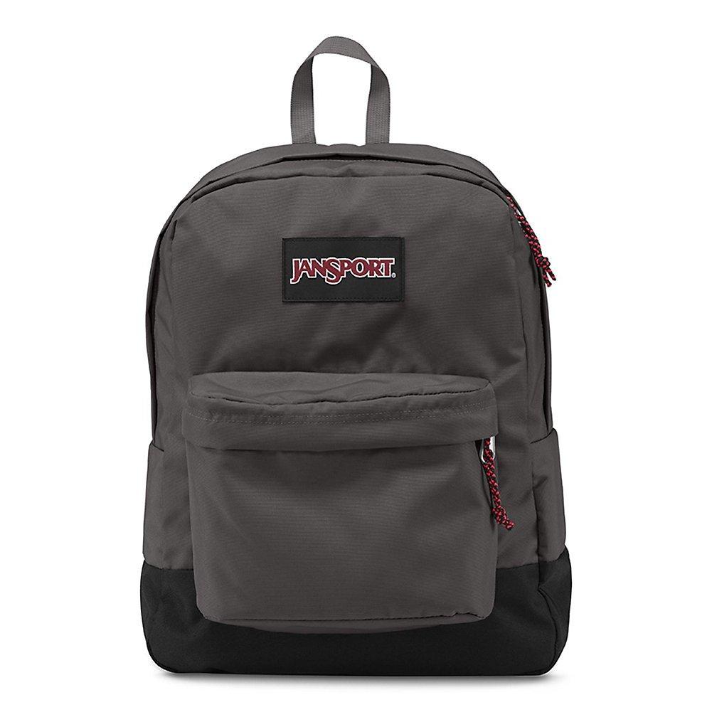 40ad8b003d2 Galleon - JanSport Black Label Superbreak Backpack - Forge Grey - Classic,  Ultralight