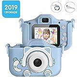 Kids Camera for Boys, Camera for Kids, Kids Digital Camera, Shockproof Children Video Camera Camcorder, 20MP HD 2…