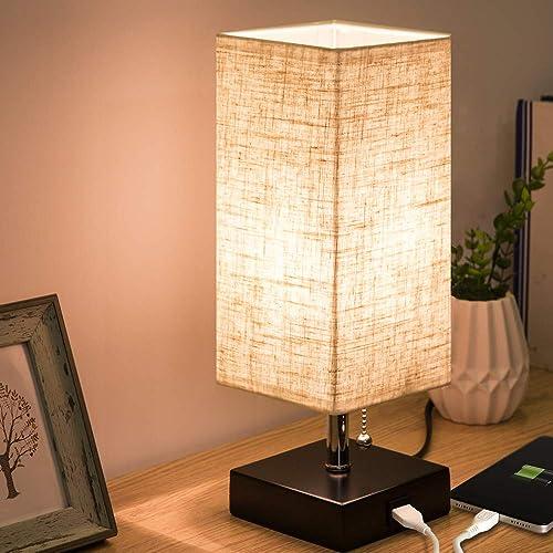 Bedside Lamps Amazon Com