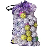 Nitro Used Golf Ball  Practice Bag with Assorted Brands and Models (Pack of 96 Balls)