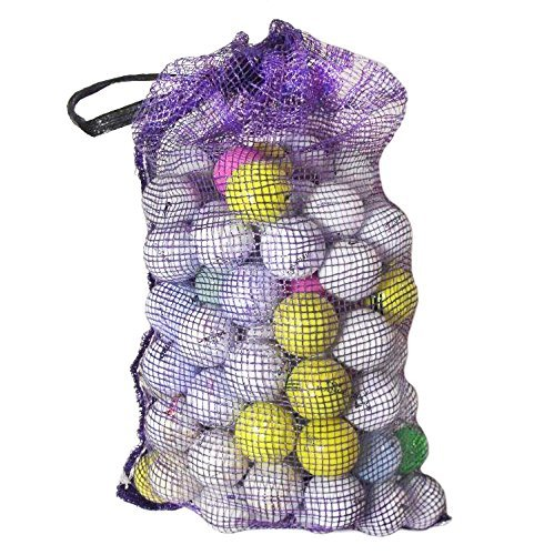 Shag Practice Bag with Assorted Brands and Models (Pack of 96 Balls) - Used