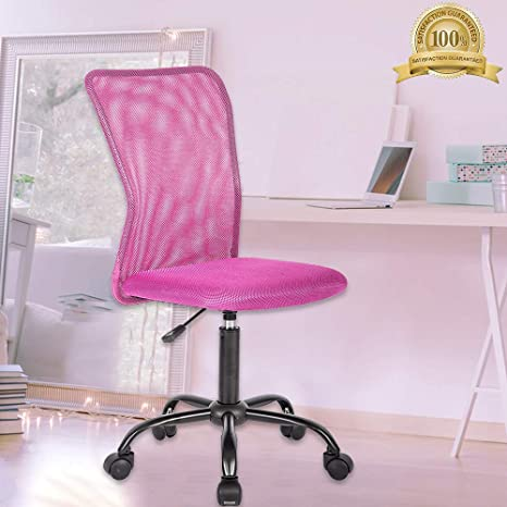 Miraculous Meet Perfect Ergonomic Office Chair Mid Back Adjustable Rolling Swivel Back Support Executive Desk Chair Computer Pc Mesh Chair Modern Task Chair Beatyapartments Chair Design Images Beatyapartmentscom