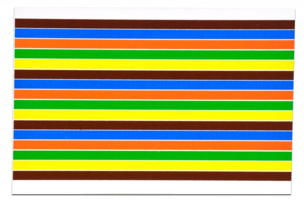 Diversified Biotech WELL-384H Multi Colored Well Orienter for Microplate, 384 Well, Horizontal (Pack of 2)