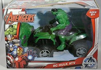 Amazon.es: The Avengers Marvel Vengadores Radio Control (RC ...