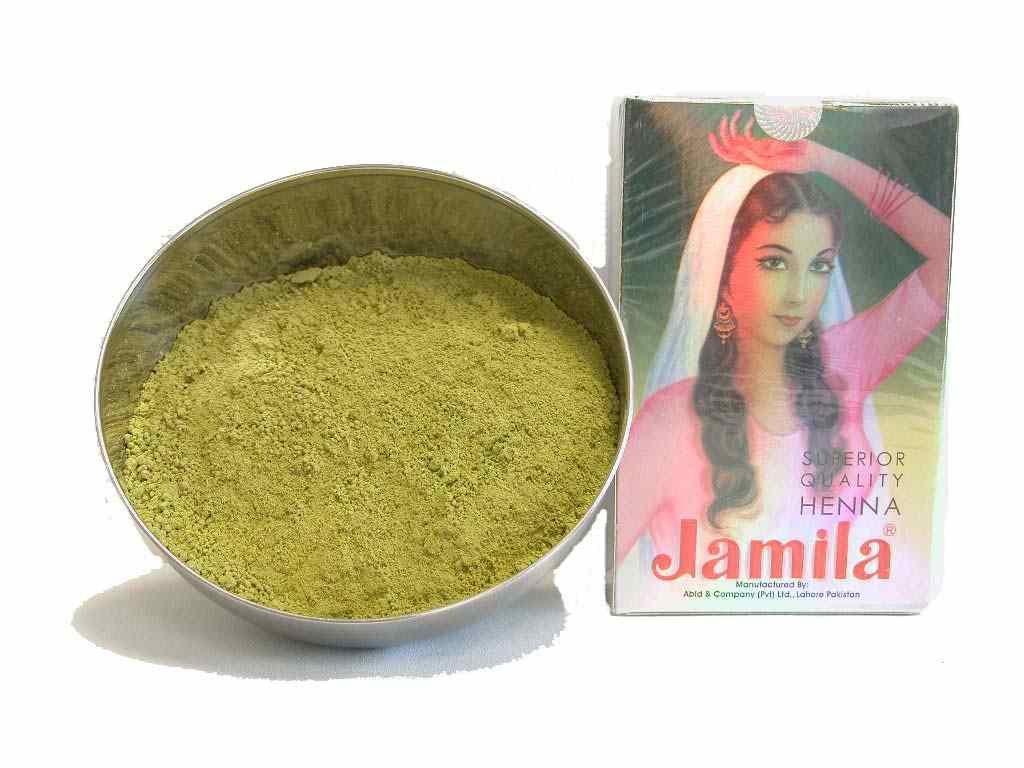 Jamila Henna Powder, 3.52 oz by Jamila