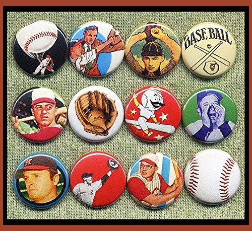 (12 Baseball bat ball glove 1