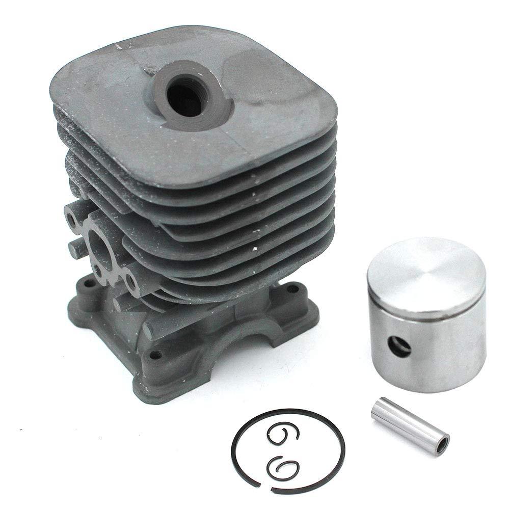 P SeekPro Kit de pistón de Cilindro de 35 mm para Jonsered BC2126 ...