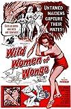 Wild Women Of Wongo - 1958 - Movie Poster
