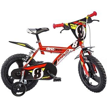 Dino Bikes 163 Gln Bicicletta Per Ragazzo 16 Di 6 A 8 Anni