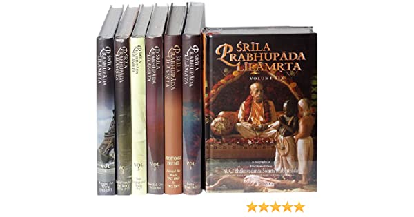 Srila Prabhupada Lilamrta (A Biography of A C  Bhaktivedanta