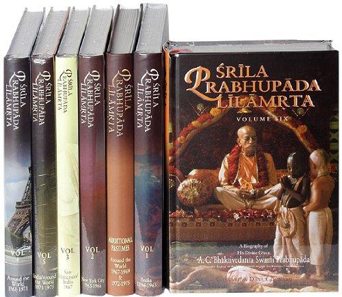 Amazon in: Buy Srila Prabhupada Lilamrta: Biography of Srila