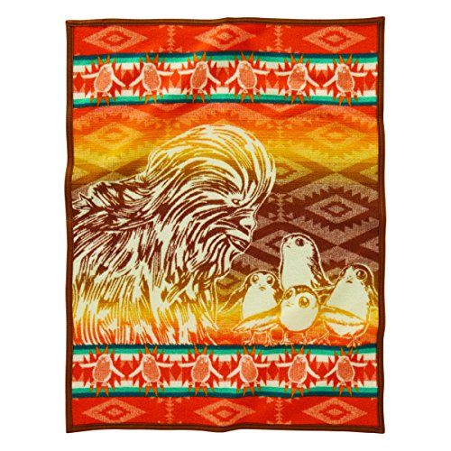 Pendleton Star Wars Padawan Wood Crib Blanket-A New Alliance