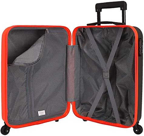Roll Road Flex Hand Luggage Multi-Colour 55 cm 35 Litres