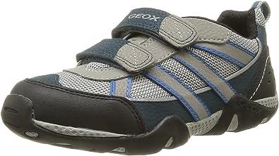 Geox , Sneaker Uomo Grigio Gris Grigio: Amazon.it: Scarpe