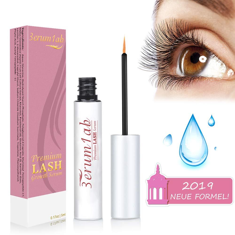 5fd39aec14c Eyelash Growth Serum, Lash Growth Serum – Eyelash Serum & Eyebrow Growth  Serum, Enhancer