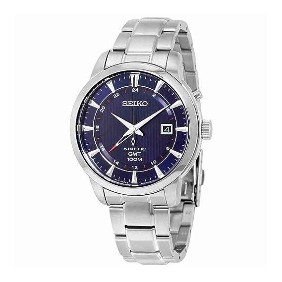 Reloj Seiko Neo Sports Sun031p1 Hombre Azul