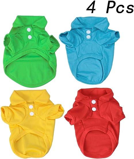 POPETPOP Ropa de Polo de Camiseta de Algodón Colores de Verano ...