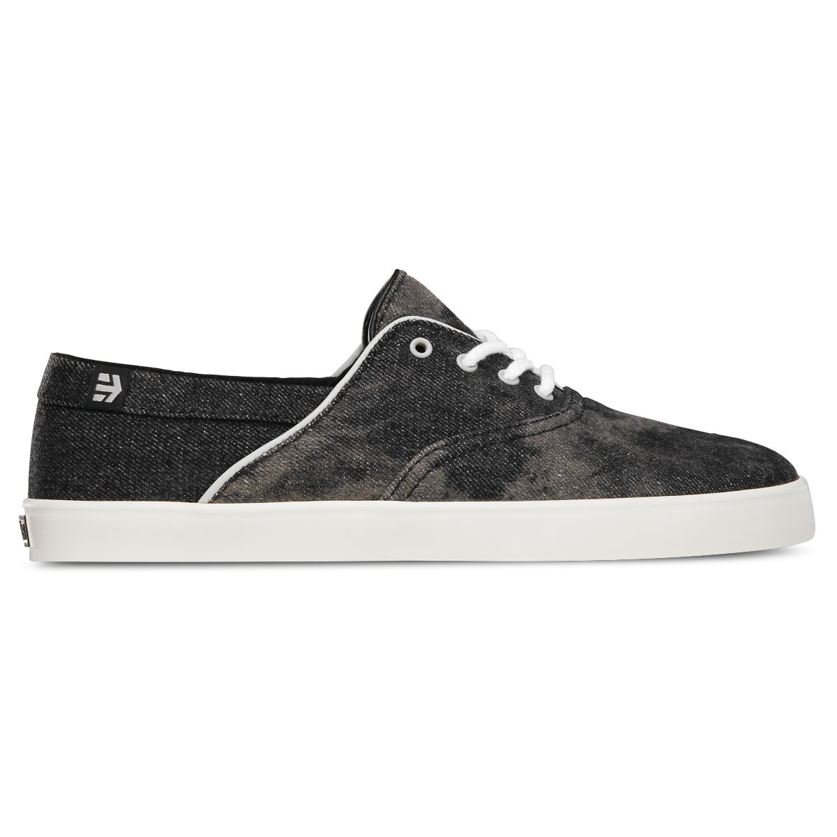 Etnies Women's Corby W'S Skateboard Shoe, Black/Grey/White, 9.5 M US by Etnies