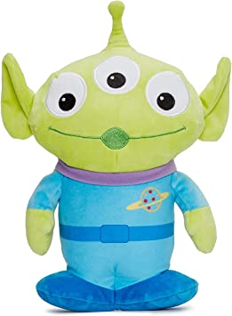 Disney Pixar Story 4 Alien 37272 - Peluche (25 cm), Color Verde