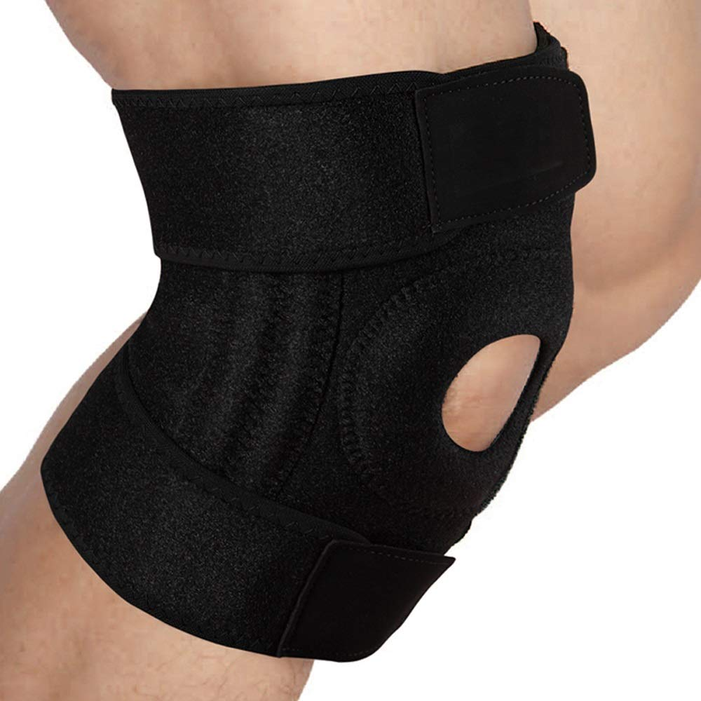 TY BEI Kneepad Kneepad Men and Women Sports Outdoor Professional Knee Pads (All Code Adjustable) @@ (Size : Two Packs)