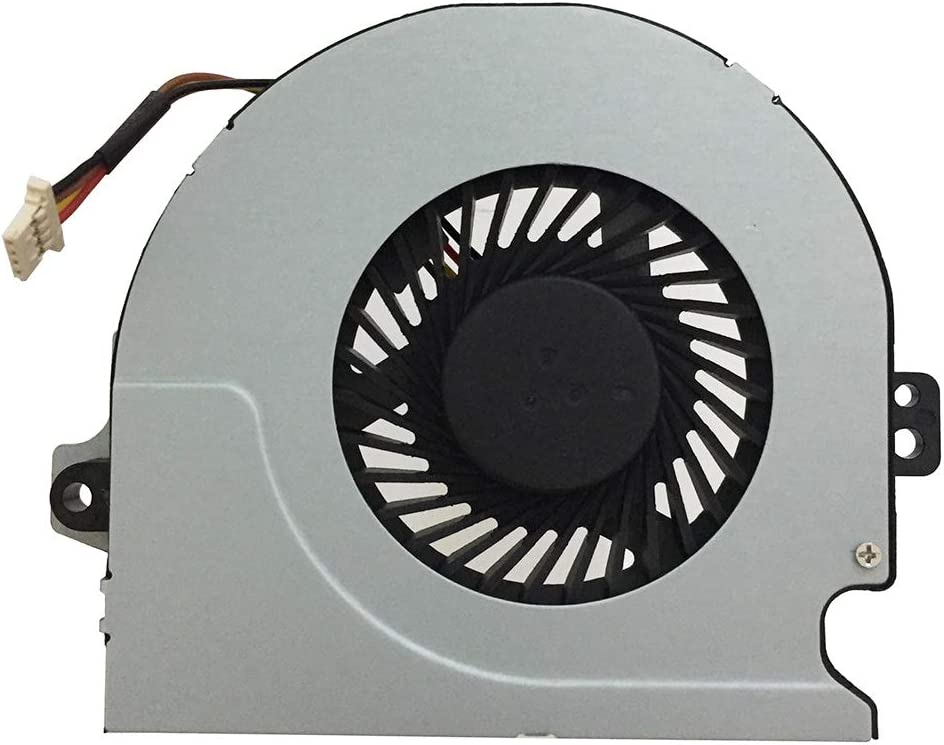 PYDDIN Laptop CPU Cooling Fan Cooler for HP Envy m6 M6T M6-1000 m6-1105dx m6-1125dx m6-1148ca m6-1153xx m6-1158ca m6-1164ca m6-1184ca m6-1188ca Series 686901-001