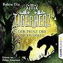 Tigerherz (Der Prinz des Dschungels 1) Hörbuch von Robin Dix Gesprochen von: Philipp Schepmann