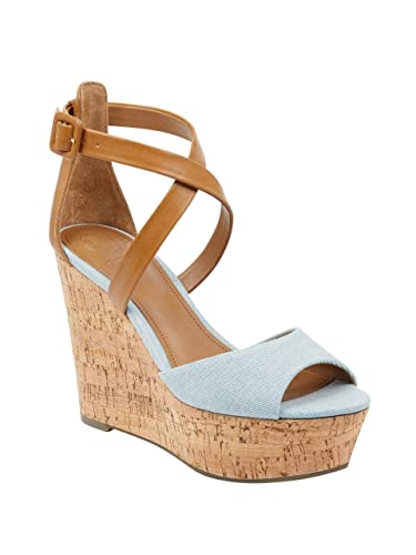 Guess Hadyn Sandals Color: Brown