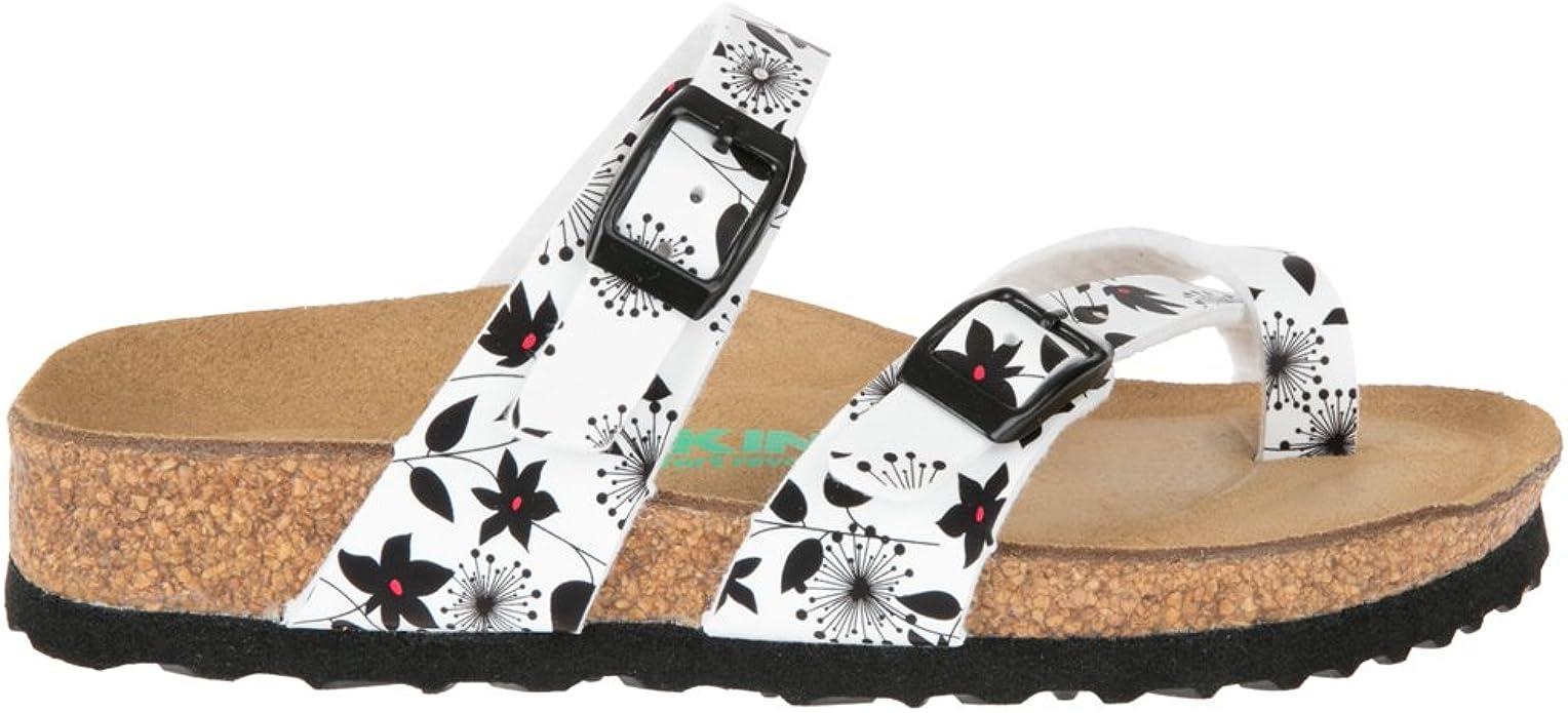Viking Girls Tofino Sandal With Toe Strap 30 M EU//12-12.5 M US Little Kid White Floral
