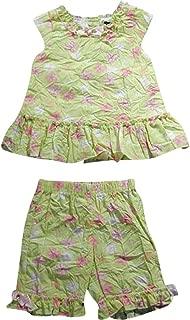product image for Little Mass - Baby Girls Cap Sleeve Capri Set