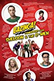 Bazinga! Poster - Sharp Comebacks from the Big Bang