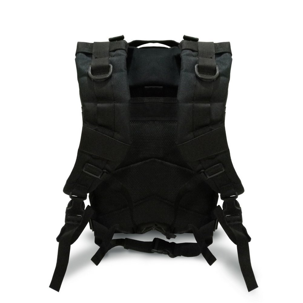 Military Tactical Backpack, Large Outdoor Rucksack for 3 Day Assault Pack Army Molle Bug Out Bag 40 L by Tacticca (Image #7)