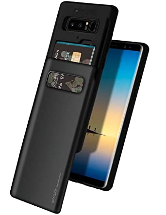 Amazon.com: Funda para Galaxy Note 8, Mercury [tarjetero ...