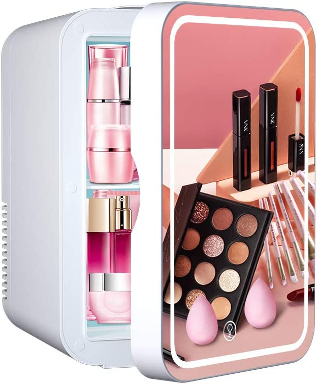 Mini Fridge 6 Max 50% OFF Liter Portable Beauty Arlington Mall Cosme Skincare Makeup