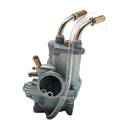 HIFROM Replace Carburetor Carb Fits Yamaha PW50 PW 50 1981-2009 MotorcycleNew: Automotive