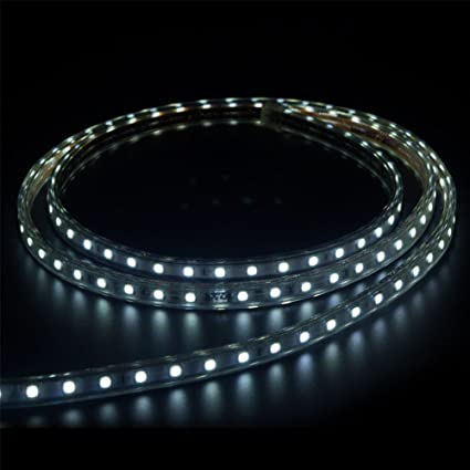 Amazon.com: 12 V RBG LED lámpara cinturón, traje, 15FT ...